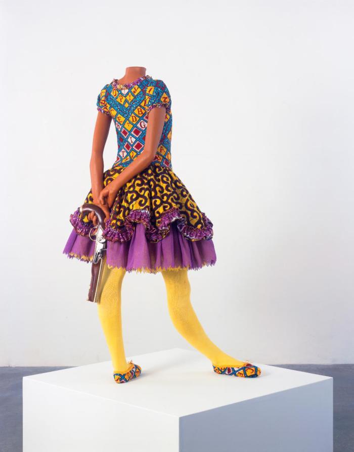 yinka-shonibare-mbe-girl-ballerina-2007
