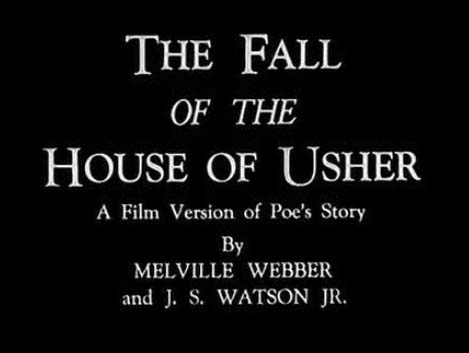 fall of the house of usher thesis Free essay: eng1120 g 7 february 2013 unity of effect: the fall of the house of usher throughout edgar allan poe's career he was one of major author's to.